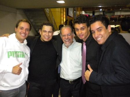 Encontro especial com Pastor André e Pastor Marcio Valadão